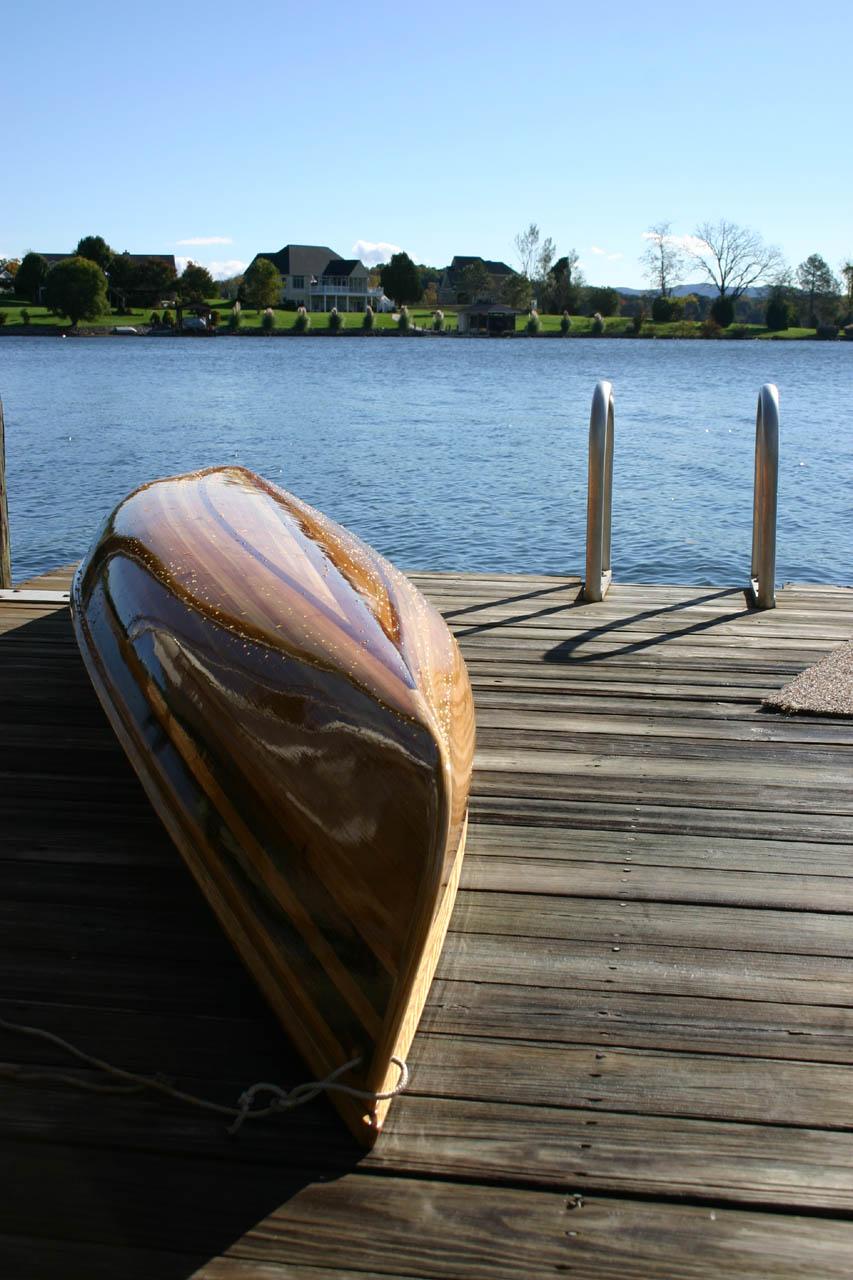 Blackwater River Guitars - Canoe 001