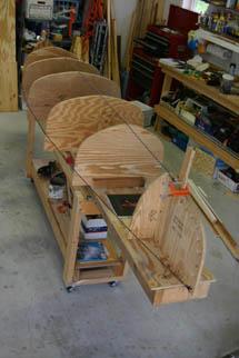 Blackwater River Guitars Canoe 001