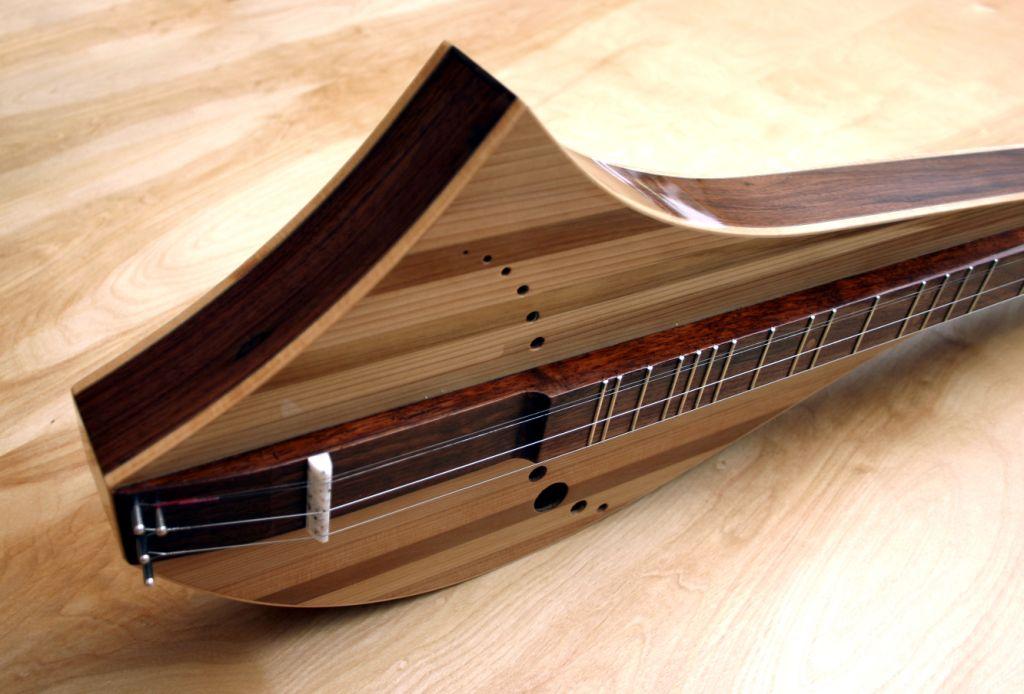 Blackwater River Guitars Dulcimer 002