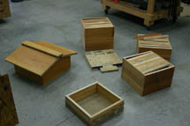 Beehive Parts