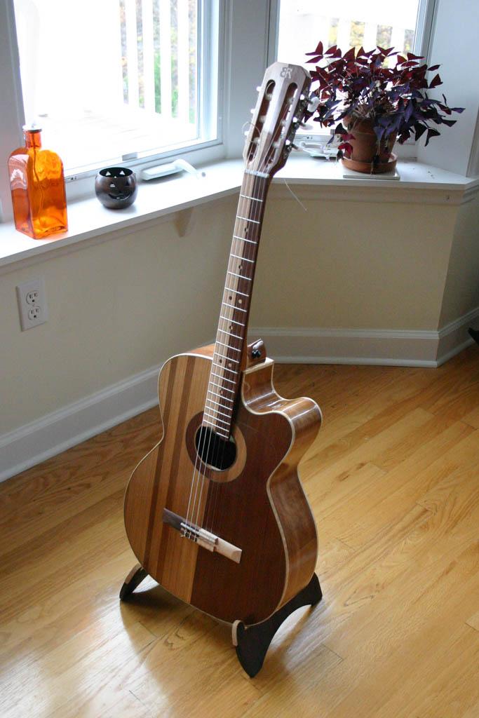 blackwater river guitars guitar stands and holders. Black Bedroom Furniture Sets. Home Design Ideas