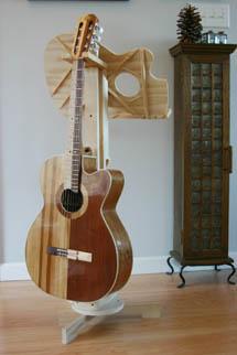 blackwater river guitars combination music guitar stands. Black Bedroom Furniture Sets. Home Design Ideas